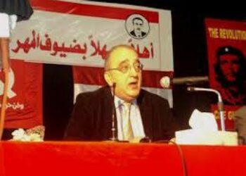 Entrevista con Ammar Bagdash, secretario general del Partido Comunista Sirio.