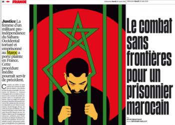 Marruecos impide entrada de un diario francés por artículo sobre un saharaui