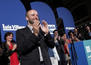 En Marea arranca a campaña electoral galega co compromiso de reconstruír o país fronte ao desastre das políticas do PP de Feijóo