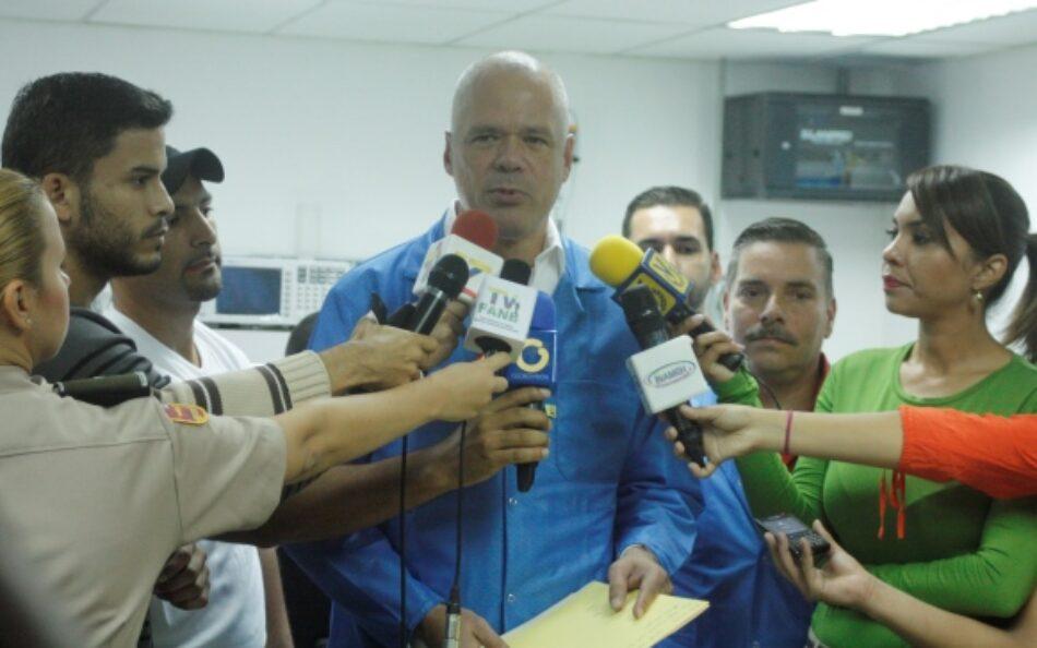 Gobierno venezolano inaugura laboratorio que contribuirá a la red de hidrometeorología y fortalecerá producción agrícola