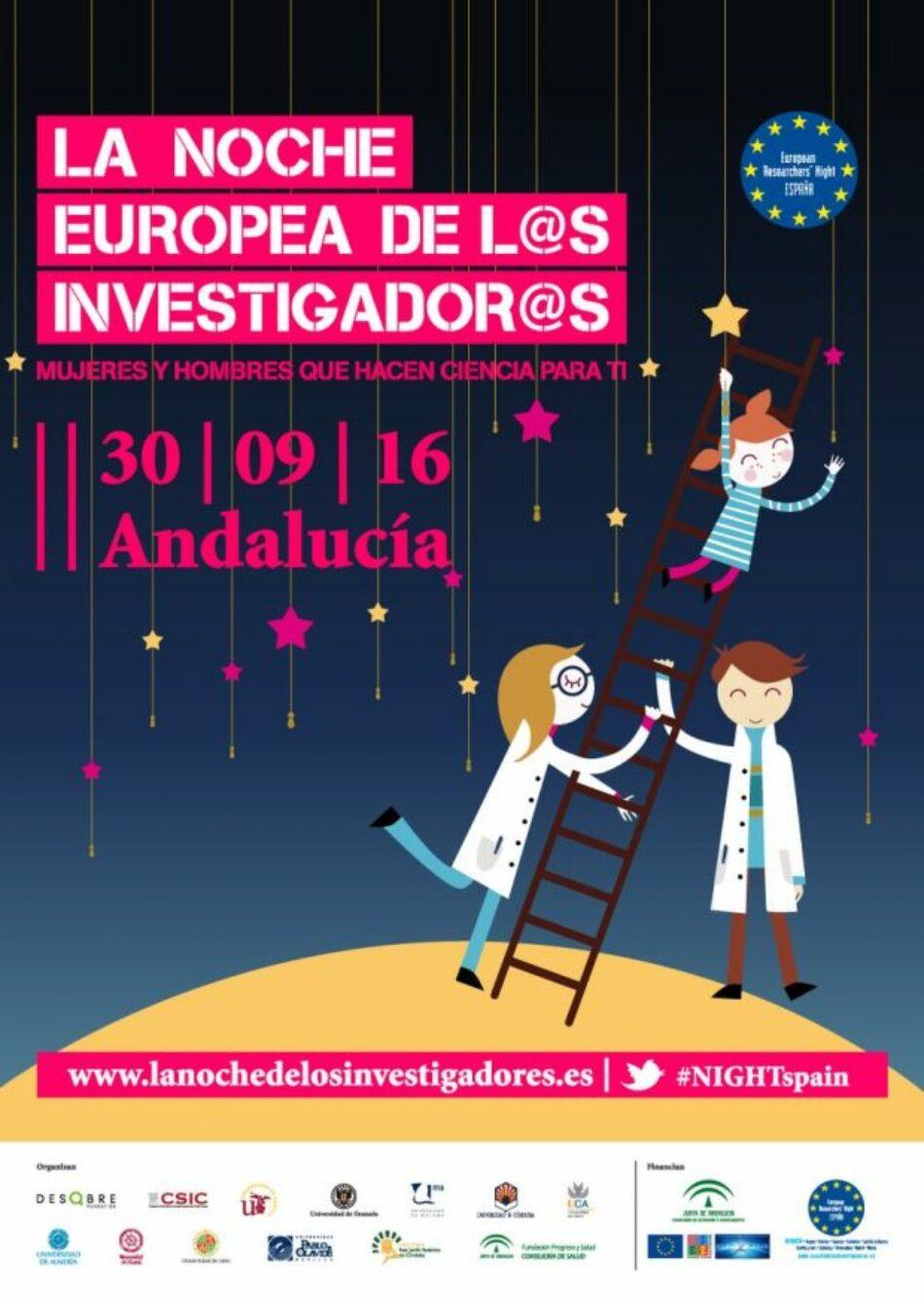 EQUO aprovecha la Noche Europea de los Investigadores para reclamar más inversión en ciencia e investigación