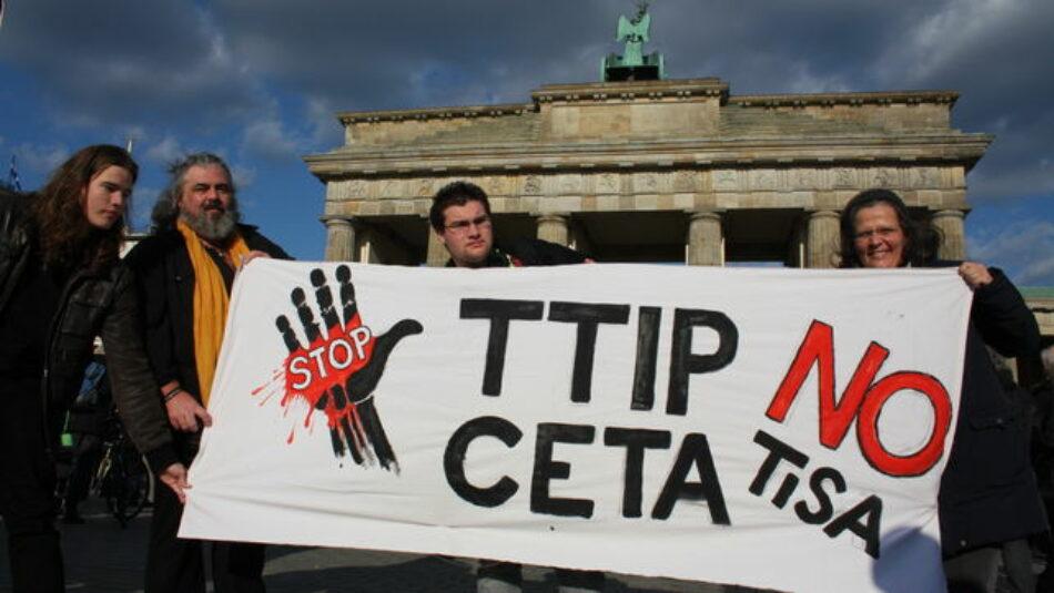 Nin TTIP, Nin CETA: Outono en Resistencia!