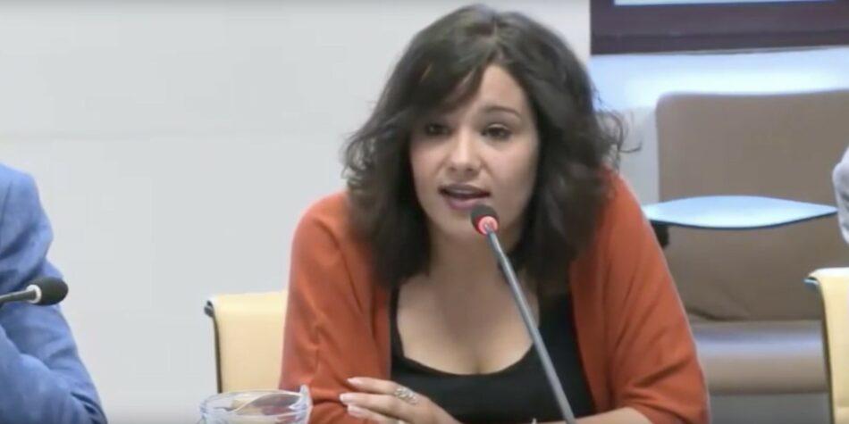 La Federación vecinal pide a Fidere que rectifique y no expulse de su casa a Arancha Mejías