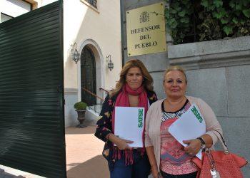 Reclama al Defensor del Pueblo la instauración de la Carrera Profesional para los trabajadores sanitarios del AMAS