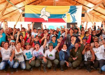 Las FARC le dicen sí a la paz en su X Conferencia Guerrillera (Foto reportaje)