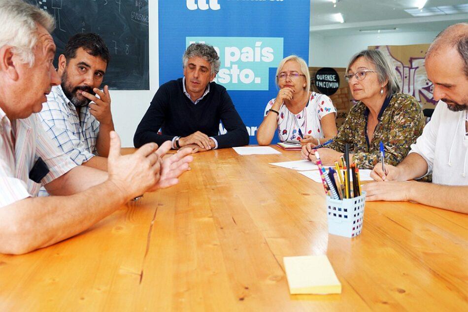 En Marea porá en marcha unha lei galega de Educación