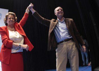 """Rosa Pérez Garijo, dirigente de IU y denunciante del 'caso Taula', exige a Rajoy """"la inmediata salida de Barberá del Senado"""" al decidir el Supremo investigarla"""