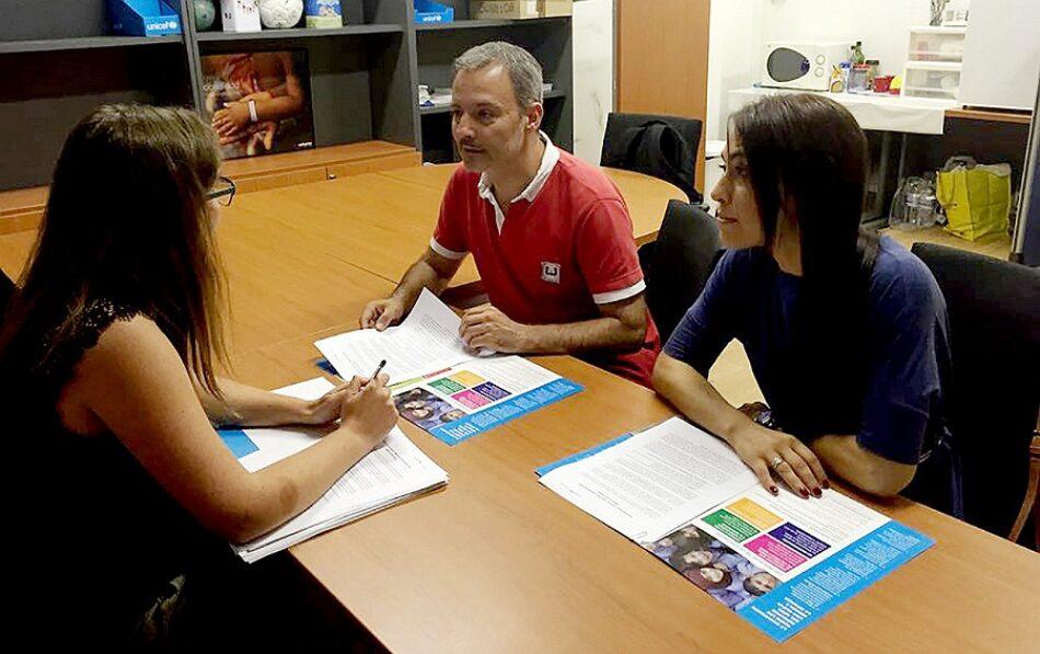 Compromiso por Galicia integra as propostas do comité galego de UNICEF no seu programa