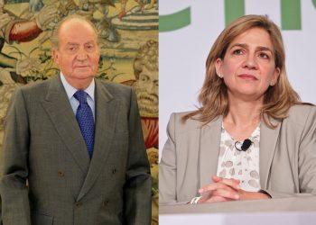 Juan Carlos de Borbón ofreció dos millones de euros «en cash» para salvar a la infanta