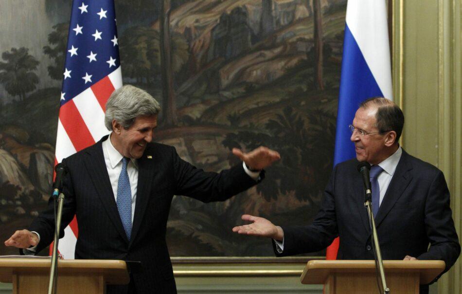 Lavrov: Rusia y EEUU coordinarán sus bombardeos contra los terroristas en Siria