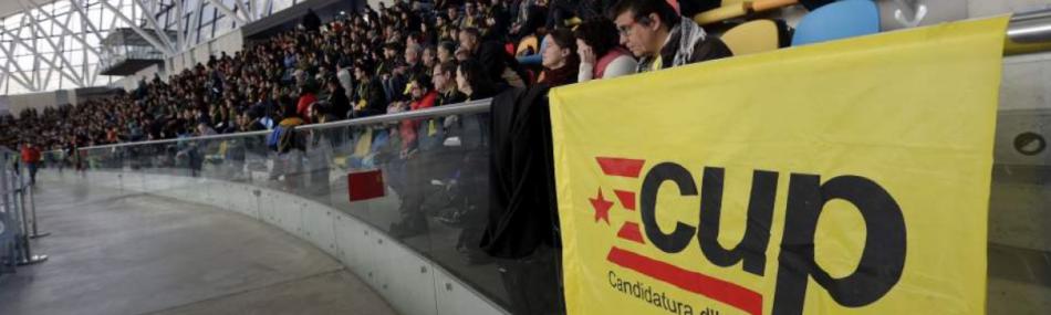 La CUP-CC ratifica el marc estratègic de l'organització