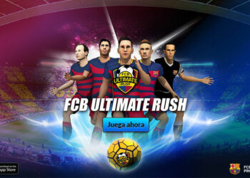 ¿Conoces FCB Ultimate Rush?