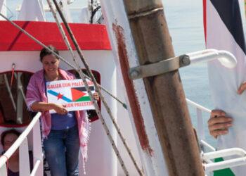 IU impulsa que el Congreso defienda los derechos de la población de Gaza y garantice la seguridad de las integrantes de la flotilla
