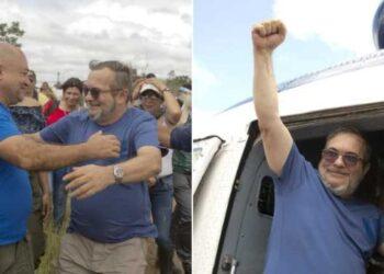 Jefes de las FARC rumbo a Cartagena para firma de la paz