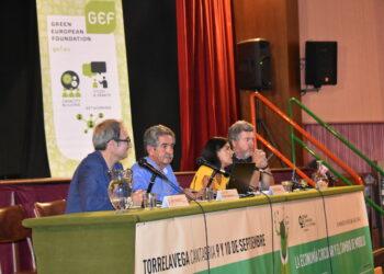 La ecología política se reúne en Cantabria para debatir sobre el necesario cambio de modelo y la economía circular