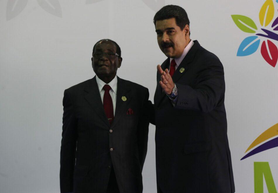 Presidente de Zimbabue advierte que el unilateralismo crea caldo de cultivo para el extremismo