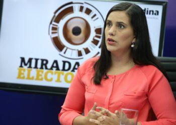 Verónika Mendoza: «Perú no se beneficia de sus recursos»