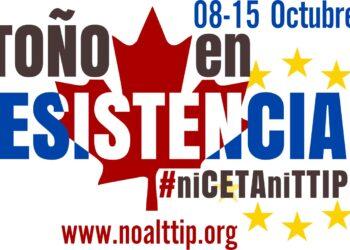 Semana de acción contra el TTIP