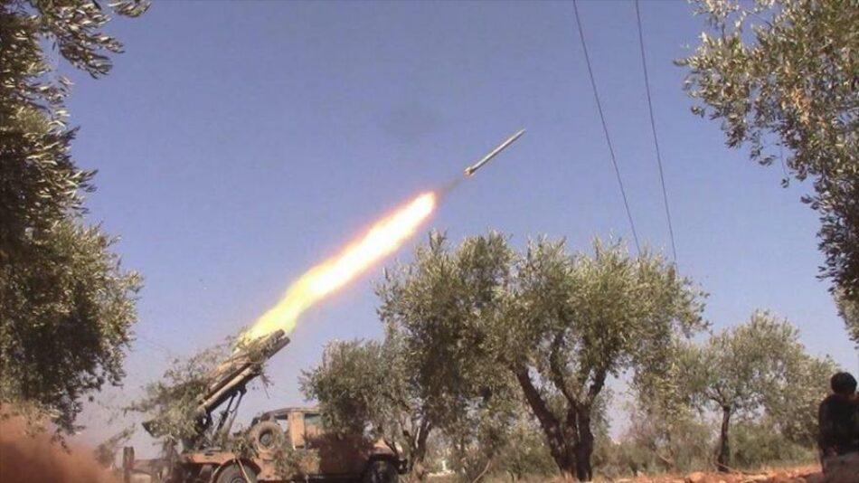 Rebeldes inician ofensiva de Alepo atacando base militar de Rusia