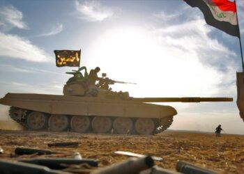 Tropas iraquíes ganan más terreno ante EIIL y avanzan hacia Mosul
