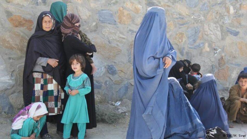 IU lleva ante la ONU los planes de la UE para deportar forzosamente a cientos de miles de afganos