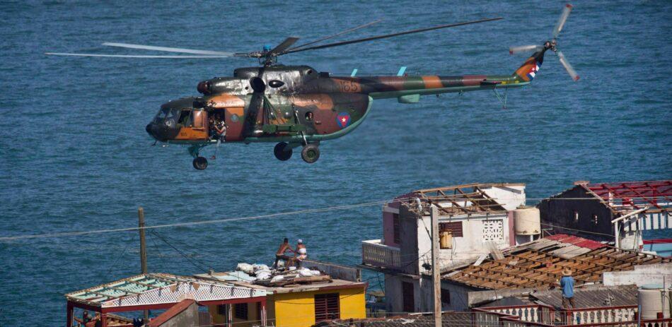 ¿Saben por qué el huracán Matthew causó 500 muertes en Haití, 20 en EEUU y ninguna en Cuba? Los medios apuntan… a Dios