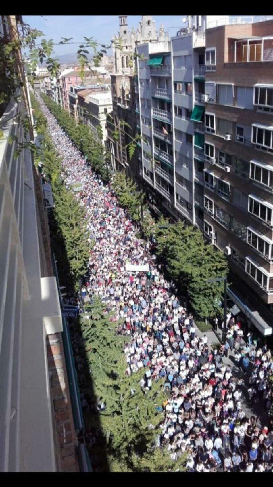Podemos Andalucía exige la paralización inmediata de la fusión hospitalaria de Granada