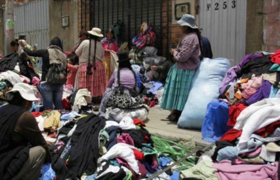Bolivia cumple Metas del Milenio al reducir la pobreza un 20%