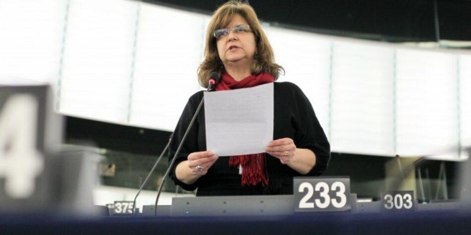 """López (IU): """"La CE obliga a cumplir las normas para proteger a los grandes capitales, no a los trabajadores"""""""