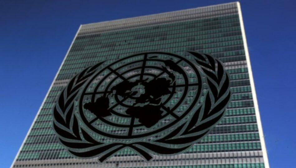 Asamblea General de la ONU exigirá nuevamente que cese el bloqueo de EE.UU. contra Cuba