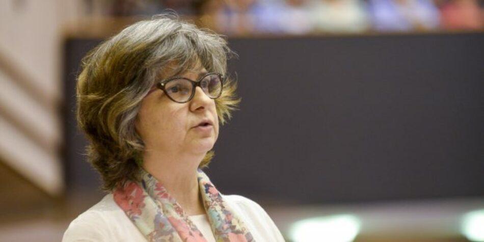 """López (IU): """"La movilización y la desobediencia son claves para hacer frente a la Gobernanza económica de la UE"""""""