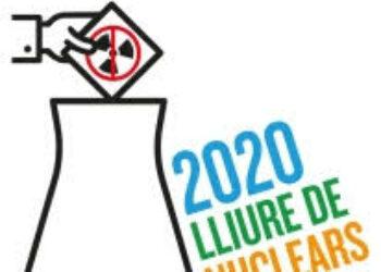 Es forma el Grup Promotor d'una Iniciativa Legislativa Popular (ILP) per un 2020 Lliure de Nuclears