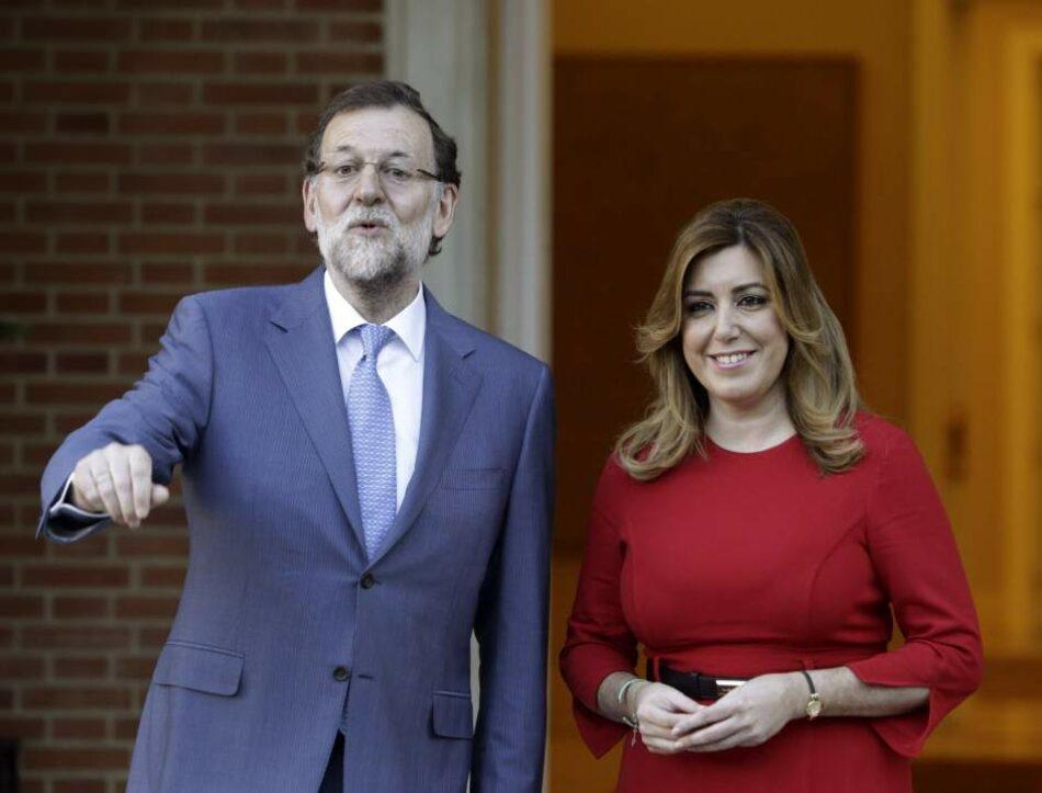 La abstención del PSOE en favor del PP podría hundirlo