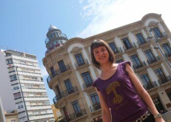 La parlamentaria Lucía Ayala se posiciona con 'Ahora Andalucía' y pide mejorar la representación de las provincias en los órganos de Podemos