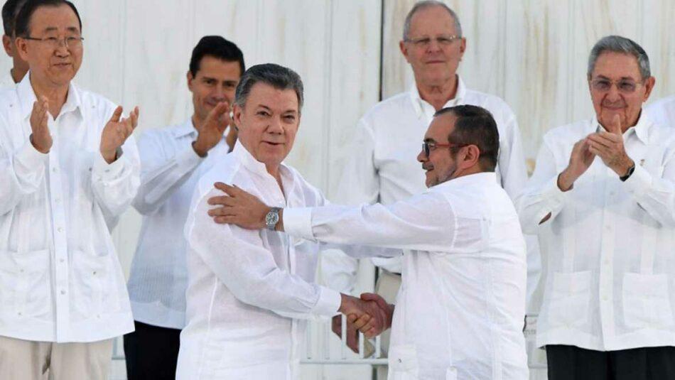 """El Nobel para Santos condena el """"No al acuerdo"""""""