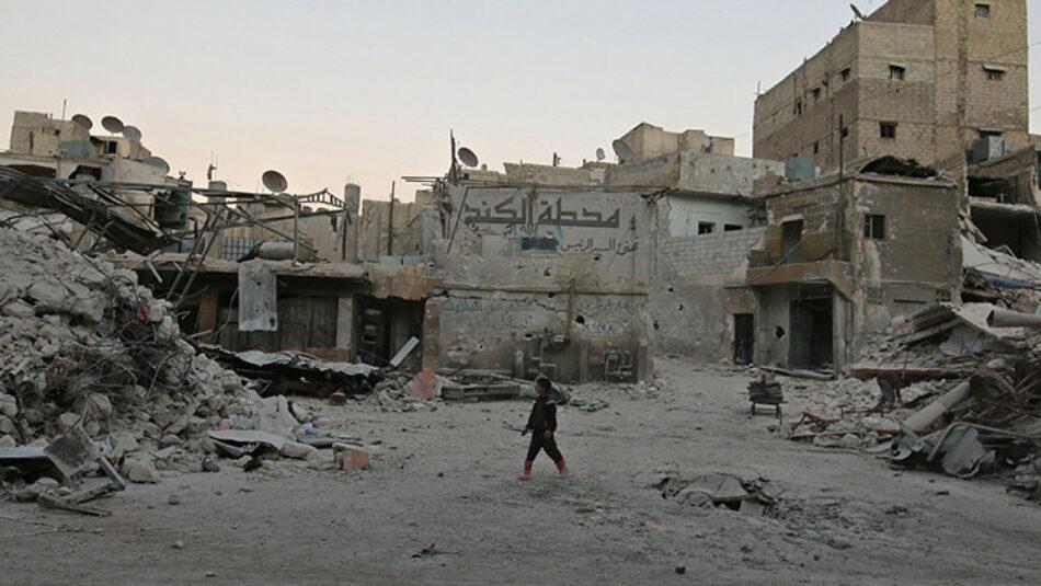 Enviado sirio ante la ONU: «EE.UU. nunca ha tenido un plan A para mi país»