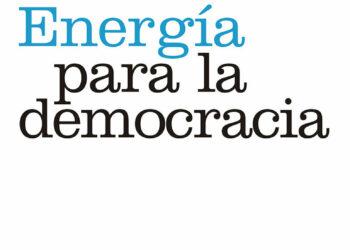 Se presenta el libro Energía para la democracia