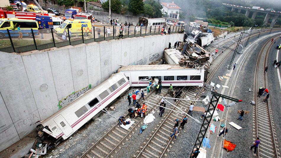 En Marea pide explicacións no Congreso dos Deputados pola omisión de documentos do accidente ferroviario de Angrois