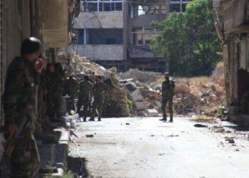 Rusia anuncia alto al fuego humanitario en Alepo para el 20 de octubre