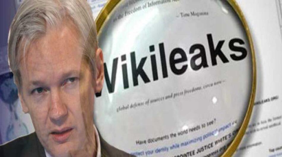 WikiLeaks revela planes de EE.UU. contra Gobierno sirio