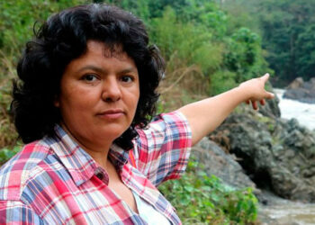 Detenido exviceministro hondureño por asesinato de Berta Cáceres