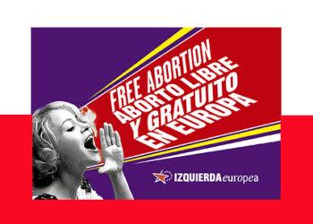 El PIE se suma a la campaña internacional contra la ilegalización del aborto en Polonia