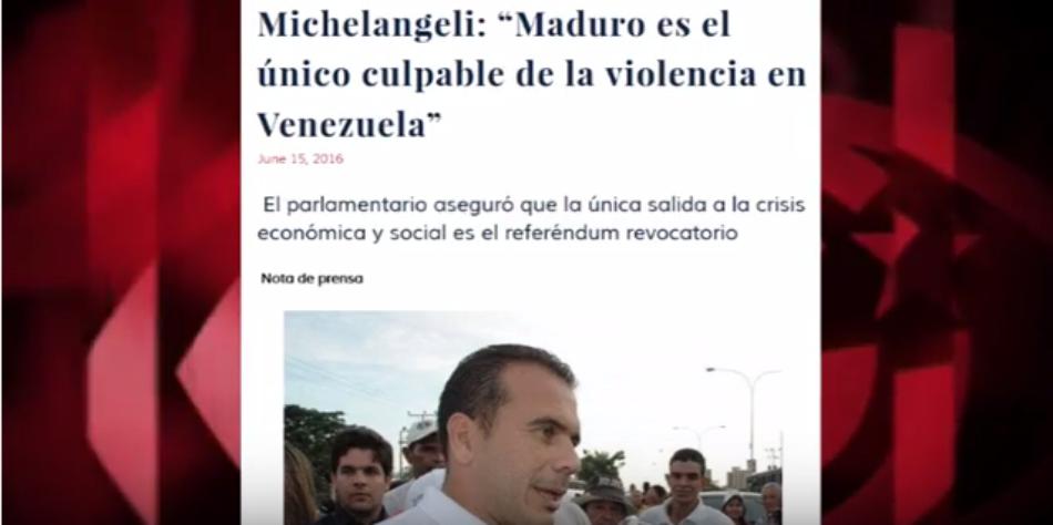 CNN y el papel higiénico de los ricos de Venezuela