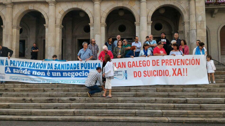 A pobreza centra a vindeira xornada do Movemento Galego da Saúde Mental