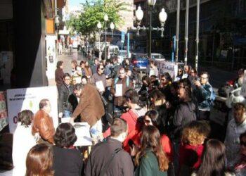La CGT-PV es solidaritza amb la plantilla d'AFEMA