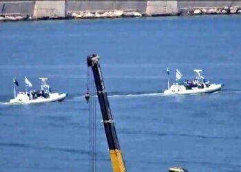El velero Zaytouna ha sido asaltado a las 16h en aguas internacionales
