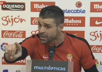 Triste muestra de un corporativismo dañino tras la reacción del futbolista del Sporting de Gijón, Ivan Cuellar