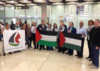 El PCE exige la liberación inmediata de las mujeres del Zaytouna secuestradas por el ejercito israelí