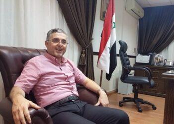 Entrevista a Ali Heidar, presidente del partido opositor Partido Nacionalista Social Sirio y ministro de la Reconciliación Nacional