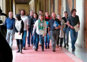 En Marea priorizará no Parlamento galego a loita contra a pobreza, a corrupción e a defensa do emprego